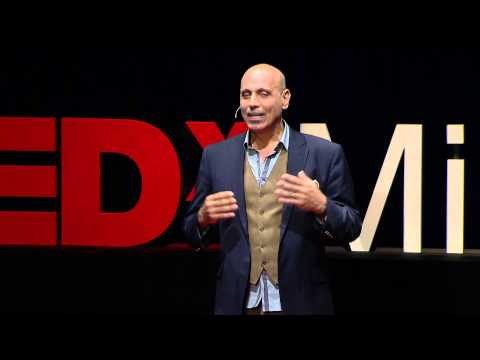 Bridging race and culture -- the story of Busboys & Poets: Andy Shallal at TEDxMidAtlantic