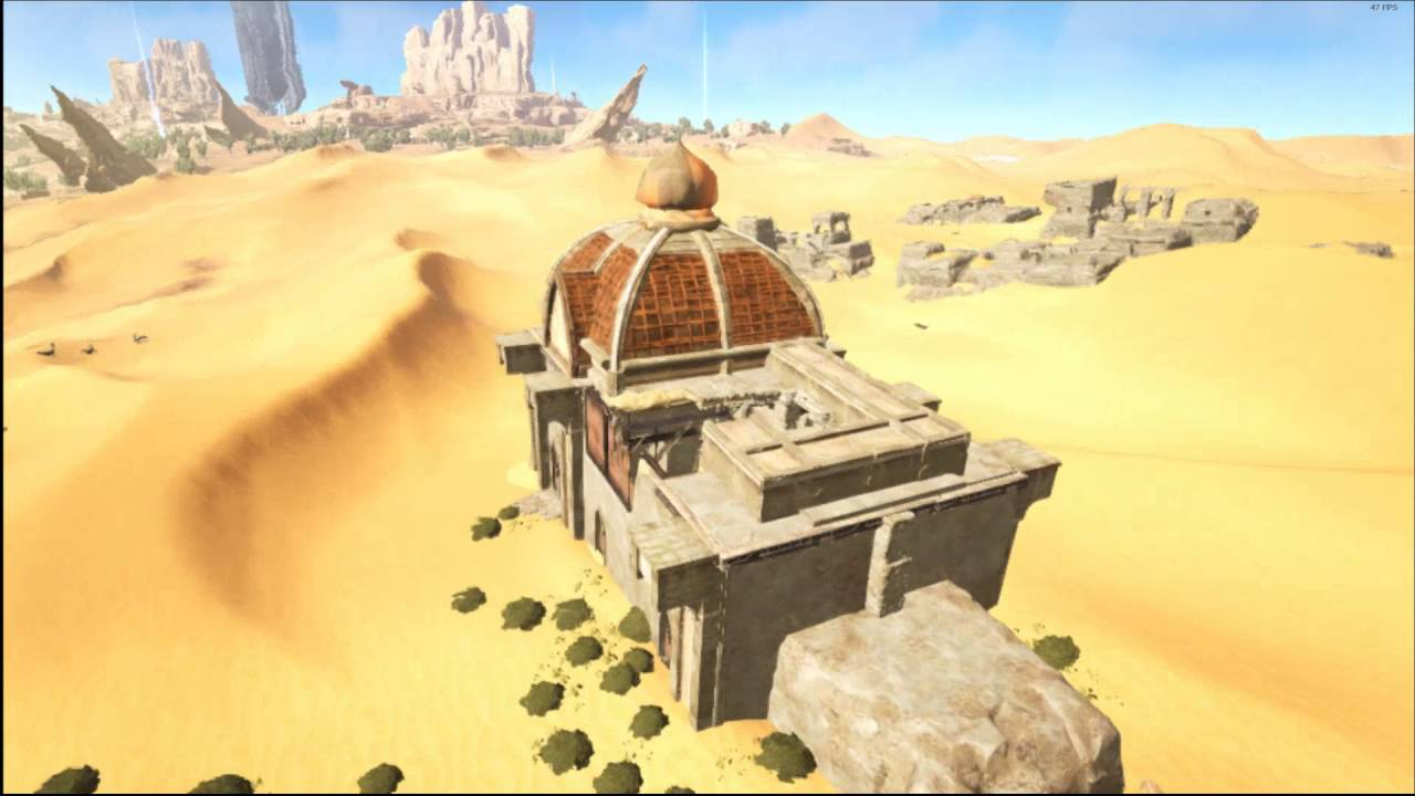 Ark Scorched Earth: Finding Fertilized Wyvern eggs and Cave