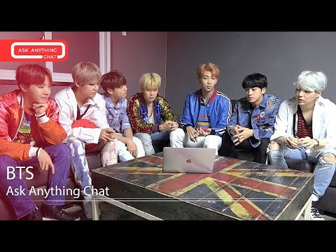 BTS ROLL CALL With Their Real Names & Their Stage Names.