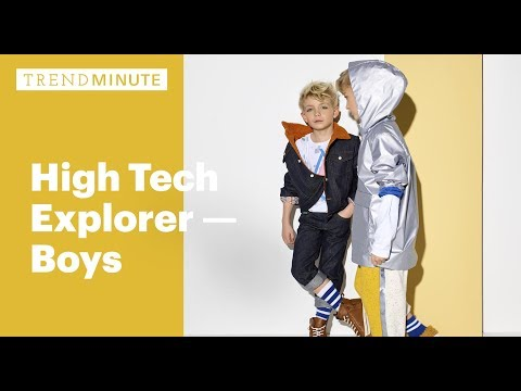 Trend Minute: High-Tech Explorer - Boys