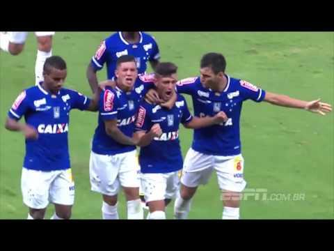 Cruzeiro 3x2 Campinense - Todos os Gols Copa Brasil 05/05/2016