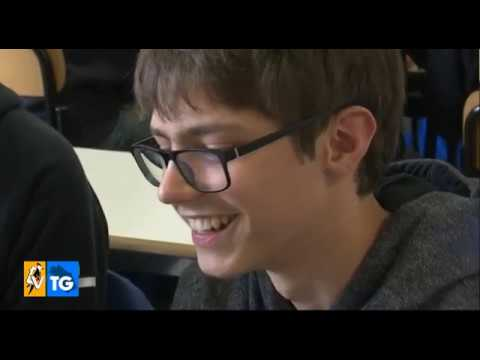 Stefano, Campione Del Mondo Nei Giochi Matematici