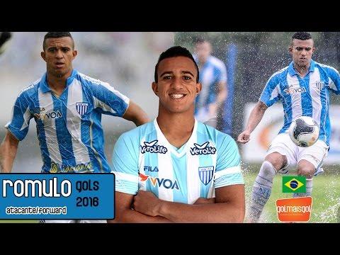 Romulo - Romulo Dos Santos Da Souza / Atacante www.golmaisgol.com.br