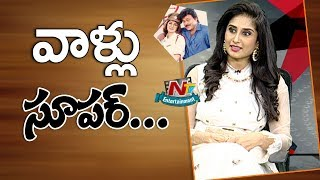 Shamili Super Words about Chiranjeevi and Sridevi | NTV Entertainment