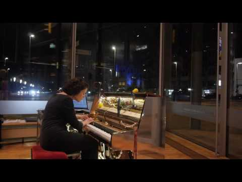 Marina Baranova, NordLB Art Gallery - Improvisation