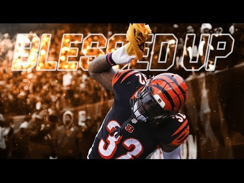 "Jeremy Hill || ""Blessed Up"" 