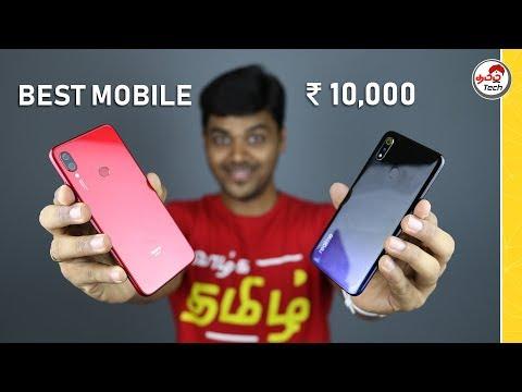 Redmi Note 7 Vs Realme 3 COMPARISON - யாரு Best Under Rs.10000/- ?