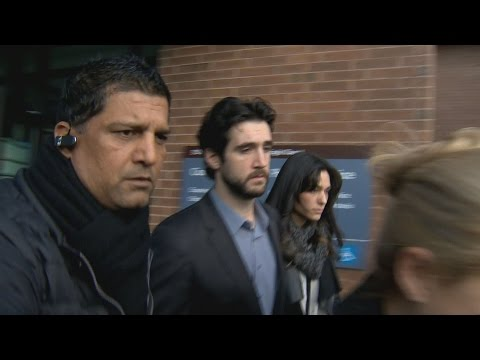Marco Muzzo gets bail after pleading guilty