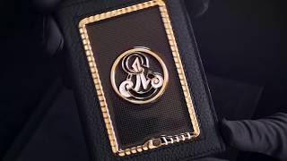 Золотая обложка на паспорт. Jumo Golden Pasport