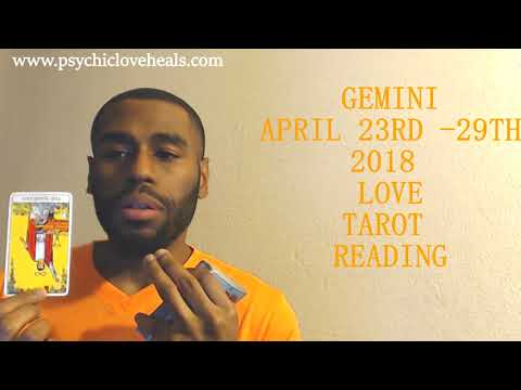 """GEMINI LOVE TAROT APRIL 23RD – 29TH 2018 """"CAUGHT AND IT MIGHT GET UGLY"""""""
