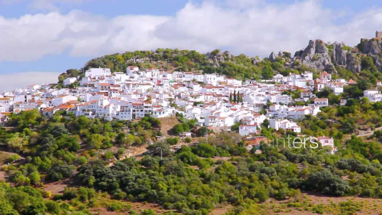 Gaucin Andalusia Spain Youtube