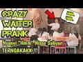 NYAMAR JADI PELAYAN PALING GILA !! (MODUS, KESETRUM, NYANYI, DLL) - PRANK INDONESIA