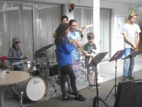 Perdido Jazz Workshop Australia como