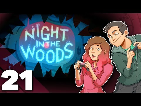 Night in the Woods - #21 - Goths 'n Ghosts - PlayFrame