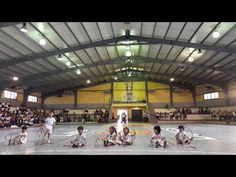MiniOlympics Junior Casa Dance presentation @LNU CMC