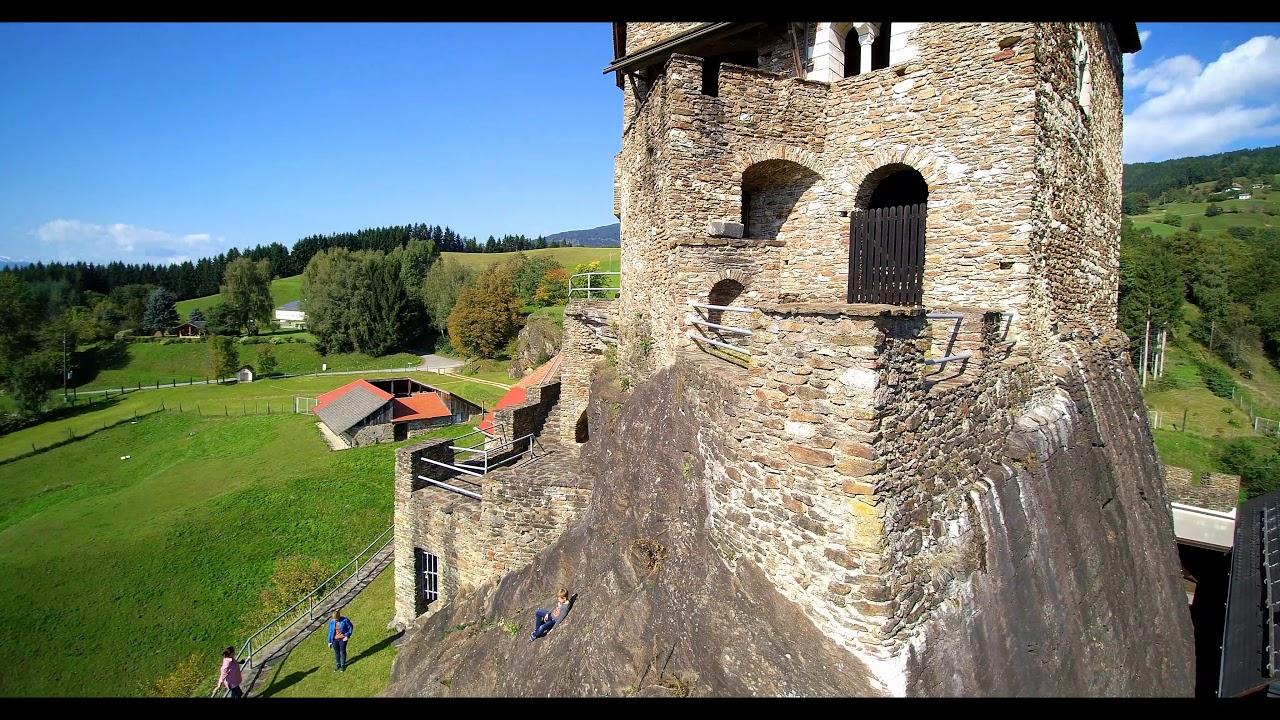 Burg Falkenstein Kärnten