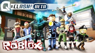 ROBLOX Q CLASH GRATIS 🌟 GAMEPLAY 🌟 REVIEW