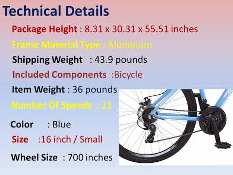 Walmart Schwinn Boundary 29 after 5 months and 500 miles YouTube