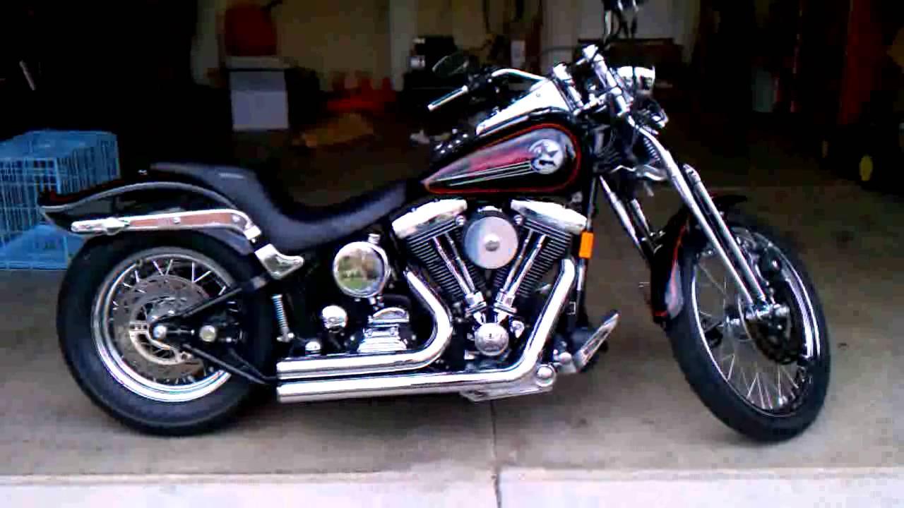 Harley Davidson Springer Softail Fxsts I