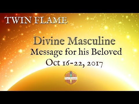 """Divine Masculine Message for His Beloved (Oct 16-22): """"This Won't Be a Rerun"""""""
