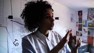 connectYoutube - Shantell Martin In-Studio Exclusive