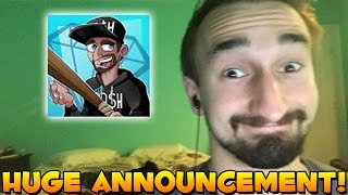 HUGE ANNOUNCEMENT! (JEROMEACE SECOND CHANNEL)