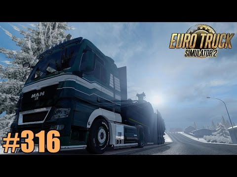 Euro Truck Simulator 2 | #316 | Live-Tour durch Island! [FullHD|German|Mods]