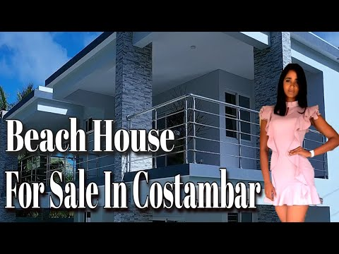 Beach House for sale in Costambar Puerto Plata Dominican Republic
