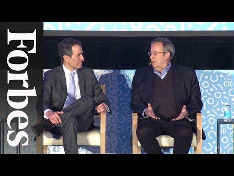 2018 CIO Summit: Fireside Chat: The Most Digitally Savvy Country on Earth | Forbes Live