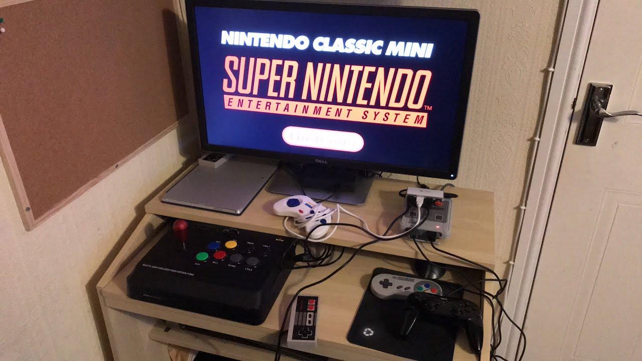 SNES Classic - USB-HOST For Dummies by Kyland K AKA KMFDManic