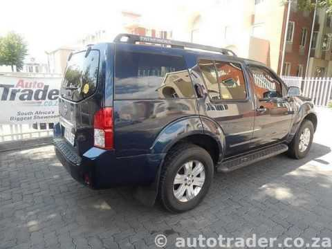 2007 NISSAN PATHFINDER 25 TDI MANUAL 4X4 7Seater Auto For Sale