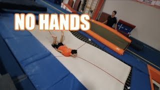 CRAZY OPEN GYM SESSION(no handed triple cody)