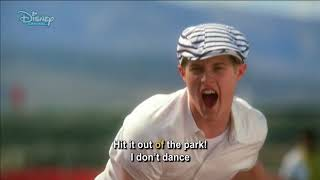 High School Musical 2 | I don't dance - Music Video - Disney Channel Italia