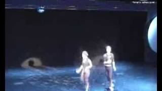 Frankie Martinez & Aisha Koswara - La Palomilla - Salsa Congress 2003