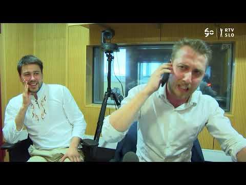 Radio Ga Ga - Težka pogajanja pri Šarcu