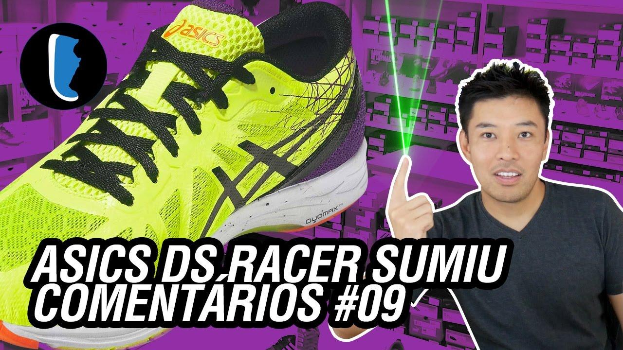 ASICS DS RACER SUMIU DO MERCADO   COMENTÁRIOS #09