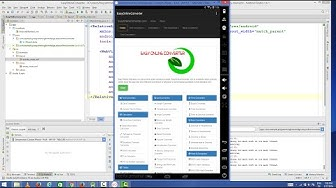 How to Convert a Website into Android Application using Android Studio