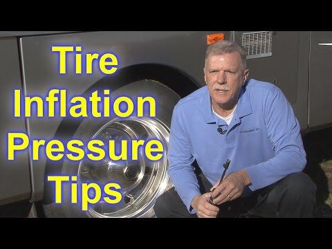 RV101® RV Tire Pressure Tips