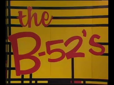 The B-52's are Snubbed Again