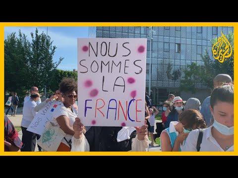 مظاهرات في فرنسا ضد التصرفات العنصرية للشرطة