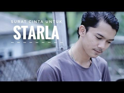 Cover Lagu Virgoun - Surat Cinta Untuk Starla  Lunard & Arca Cover
