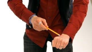 How to Do Pencil & Bill Vanish Trick | Magic Tricks thumbnail