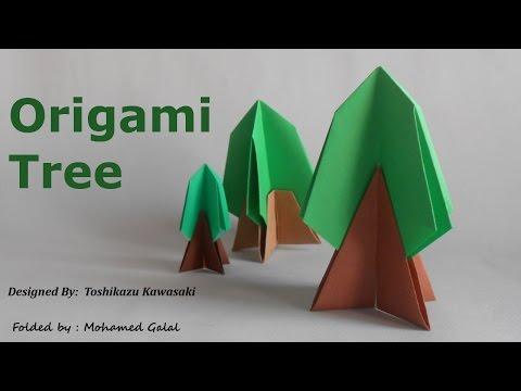 Origami Tree (Easy)