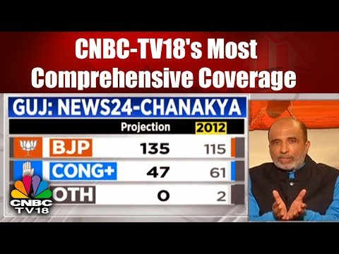 Exit Polls Gujarat Elections: CNBC-TV18's Most Comprehensive