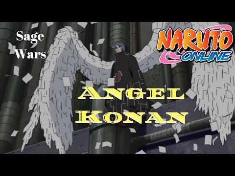 Angel Konan - SWB - Naruto Online