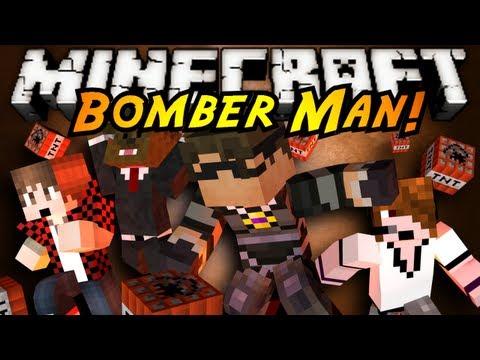 Minecraft Mini-Game : BOMBER MAN!
