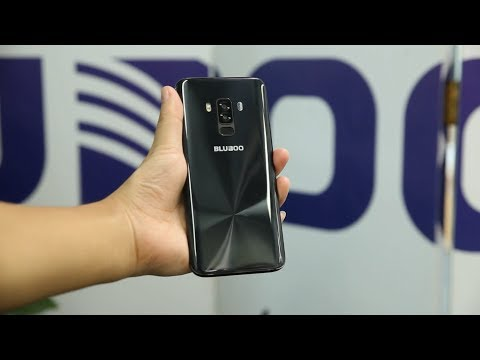 Se filtra un nuevo dispositivo de BLUBOO premium sin marcos y con cámara dual