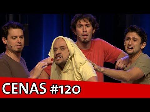 IMPROVÁVEL - CENAS IMPROVÁVEIS #120