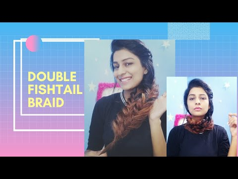 double-fishtail-braid