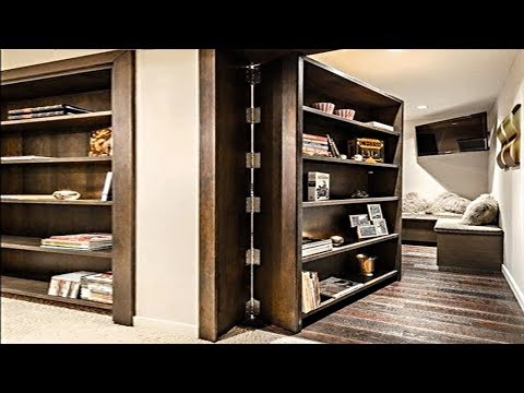 7 BEST IDEAS FOR SECRET ROOMS IN YOUR HOME